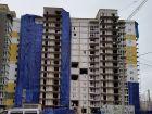 Ход строительства дома № 8 в ЖК На Победной - фото 5, Октябрь 2016