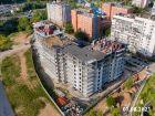 Ход строительства дома № 1 в ЖК Корица - фото 10, Август 2021