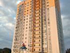 Ход строительства дома № 29 в ЖК Бурнаковский - фото 1, Июль 2018