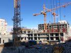 ЖК Космолет - ход строительства, фото 15, Апрель 2021