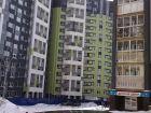 Ход строительства дома № 3 (по генплану) в ЖК На Вятской - фото 7, Февраль 2018