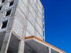 ЖК На Высоте - ход строительства, фото 29, Февраль 2021