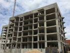 Ход строительства дома № 3 в ЖК Солнечный - фото 49, Июль 2017