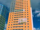 Ход строительства дома № 8 в ЖК Красная поляна - фото 1, Апрель 2017