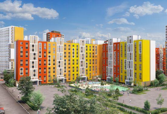 Дом № 12 в ЖК Новая Кузнечиха