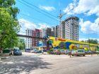 ЖК Каскад на Ленина - ход строительства, фото 560, Июнь 2019
