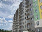 Ход строительства дома № 3 в ЖК Корабли - фото 11, Июль 2021