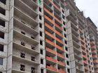 Ход строительства дома № 1 корпус 1 в ЖК Жюль Верн - фото 104, Декабрь 2015