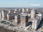 ЖК Горизонт - ход строительства, фото 7, Апрель 2021
