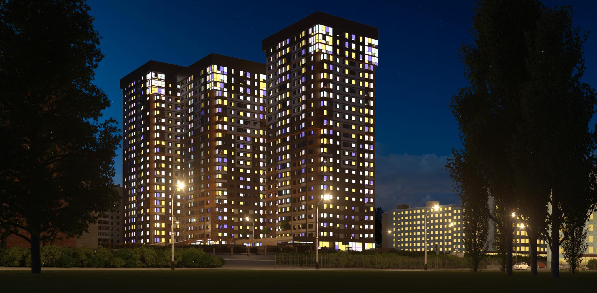 жилой комплекс аврора спб фото
