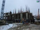 Ход строительства дома № 8 в ЖК Красная поляна - фото 145, Декабрь 2015