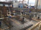 ЖК Онегин - ход строительства, фото 31, Февраль 2020