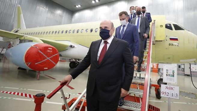 Премьер-министр Мишустин посетит Нижний Новгород 26 августа - фото 1