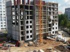 Ход строительства дома № 1 в ЖК Огни Автозавода - фото 8, Август 2021