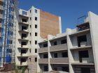 Ход строительства дома Секция 3 в ЖК Сиреневый квартал - фото 21, Август 2020