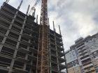 ЖК Горизонт - ход строительства, фото 37, Ноябрь 2020