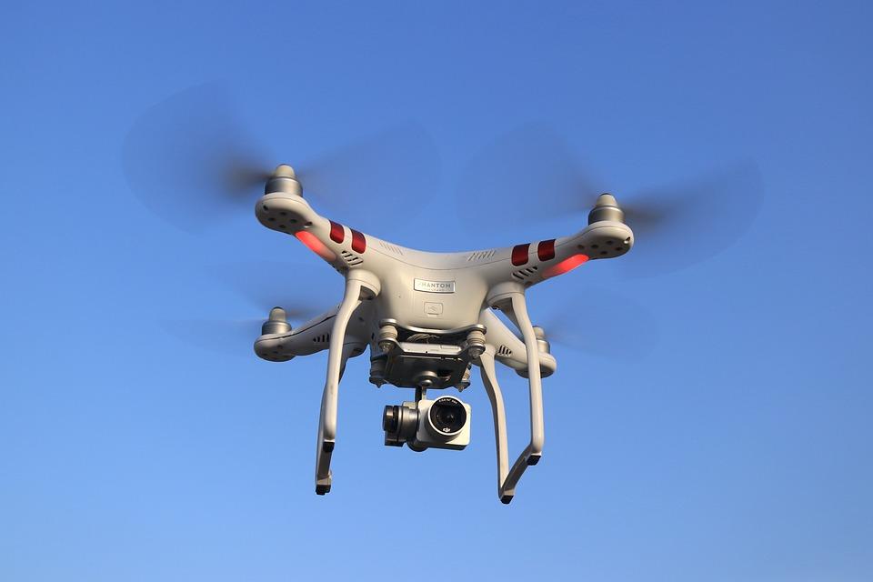 Росреестр России: съемку участков с помощью дронов внедрят по всей стране до конца года - фото 1