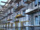 Ход строительства дома № 1 в ЖК Лайм - фото 55, Апрель 2019