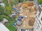 Ход строительства дома № 6 в ЖК Дом с террасами - фото 47, Сентябрь 2019