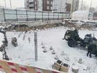 ЖД на ул. Армейская - ход строительства, фото 4, Январь 2021