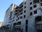 ЖК Лайнер на Барминской - ход строительства, фото 41, Май 2021