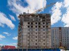 ЖК Каскад на Волжской - ход строительства, фото 48, Март 2018