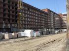 Жилой дом в 7 мкрн.г.Сосновоборск - ход строительства, фото 2, Июль 2020