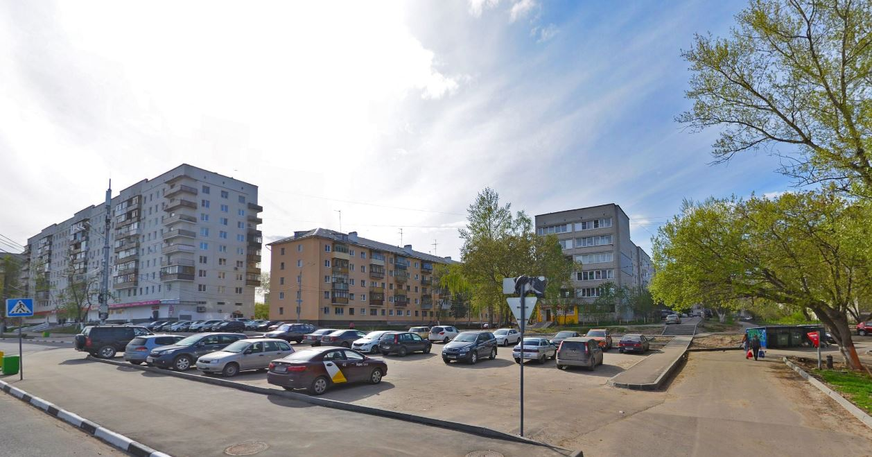 Сквер Бетанкура благоустроят на треть в Нижнем Новгороде до 30 ноября - фото 1
