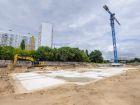 ЖД Жемчужный - ход строительства, фото 17, Июль 2021