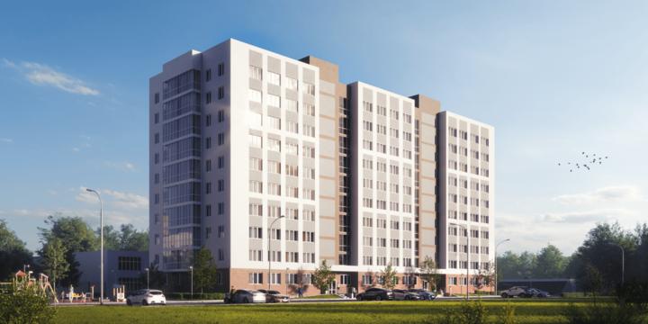 Архитектурный совет рассмотрел проект двух домов в ЖК «Заречье» - фото 1
