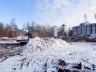 Ход строительства дома № 18 в ЖК Город времени - фото 133, Март 2019