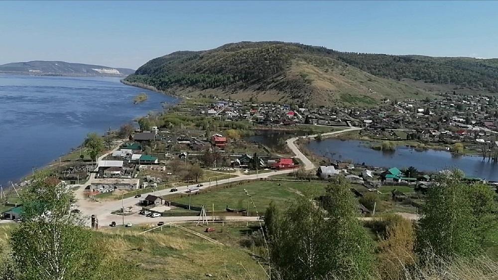 В Самарской области в 2021 году отремонтируют более 10 км дороги до Ширяево