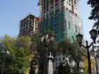 ЖК Островский - ход строительства, фото 5, Ноябрь 2020