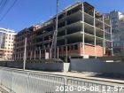 ЖК Волна - ход строительства, фото 56, Май 2020