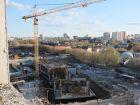 Ход строительства дома № 2 в ЖК Книги - фото 6, Апрель 2021