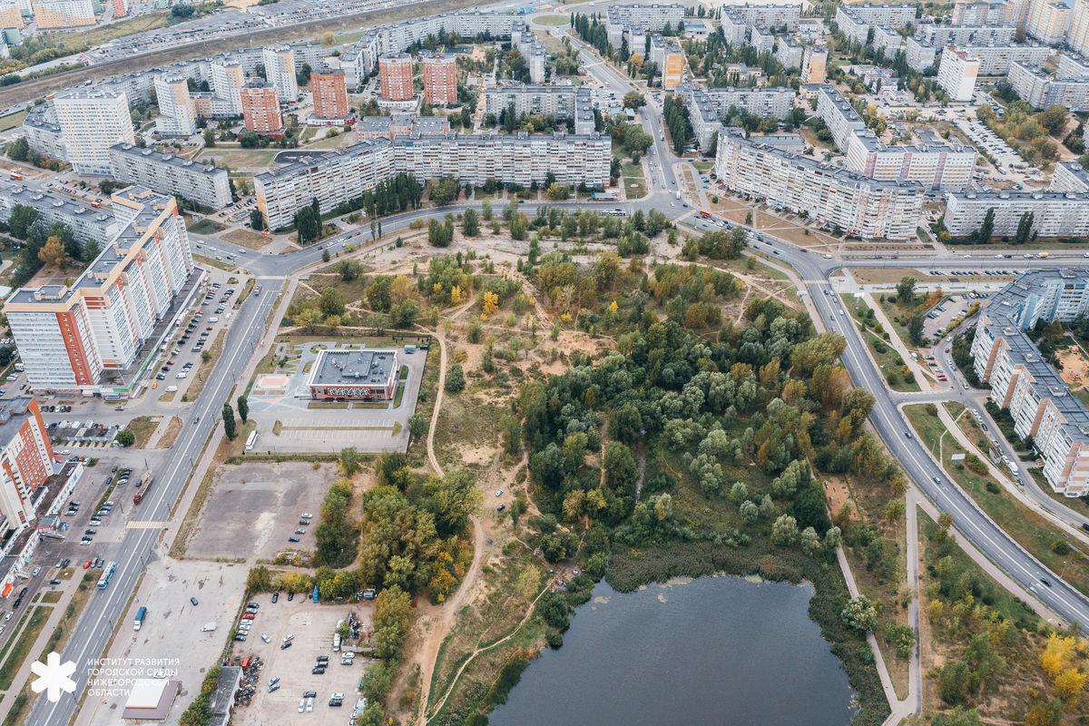 Мещерского озеро благоустроят за 21 млн рублей к 800-летию Нижнего Новгорода