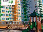 ЖК Зеленый берег Life - ход строительства, фото 4, Ноябрь 2018