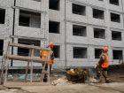 Ход строительства дома 63 в ЖК Москва Град - фото 15, Май 2020