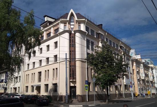 Жилой дом: ул. Варварская