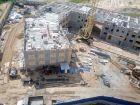 Ход строительства дома на участке № 214 в ЖК Солнечный город - фото 73, Август 2017