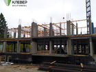 Ход строительства дома № 1 в ЖК Клевер - фото 105, Сентябрь 2018