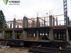 Ход строительства дома № 2 в ЖК Клевер - фото 107, Сентябрь 2018