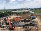 Ход строительства дома № 8 в ЖК Подкова на Цветочной - фото 18, Июнь 2021