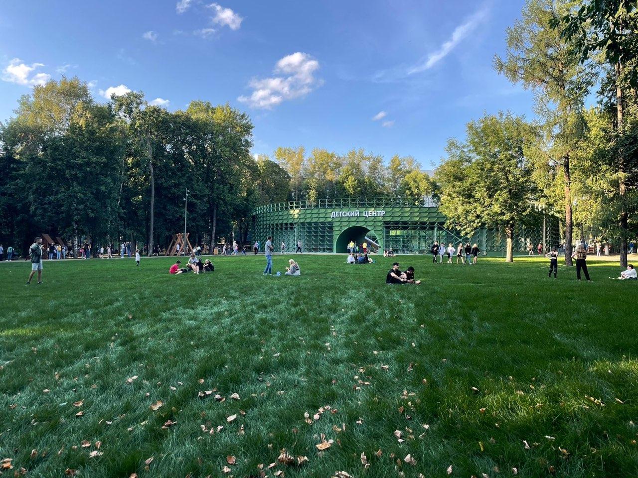 Парк «Швейцария» в Нижнем Новгороде: ожидания VS реальность - фото 1