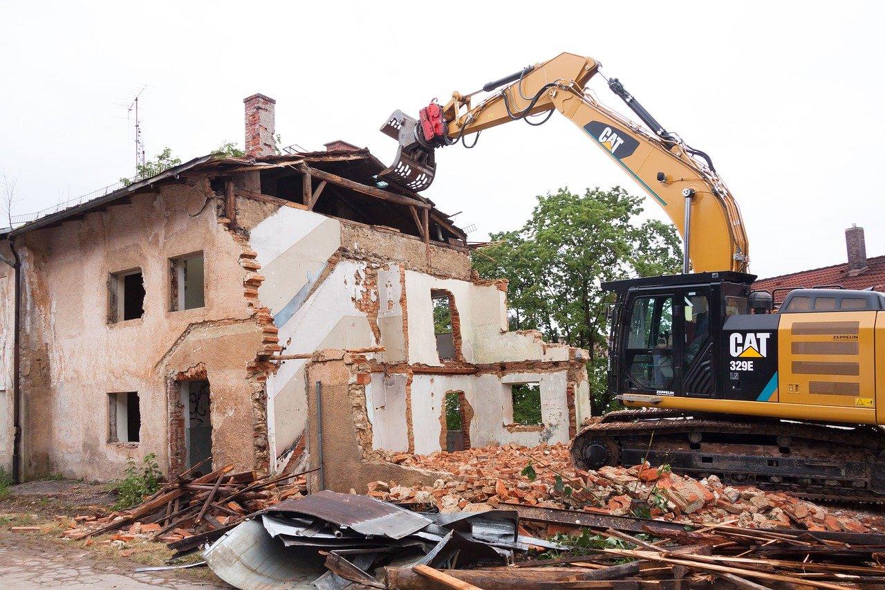 В Самаре снесут 7 аварийных домов в старом центре города и Куйбышевском районе