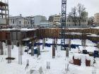 Ход строительства дома 2а в ЖК Георгиевский - фото 6, Март 2021