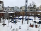 Ход строительства дома на Минина, 6 в ЖК Георгиевский - фото 15, Март 2021