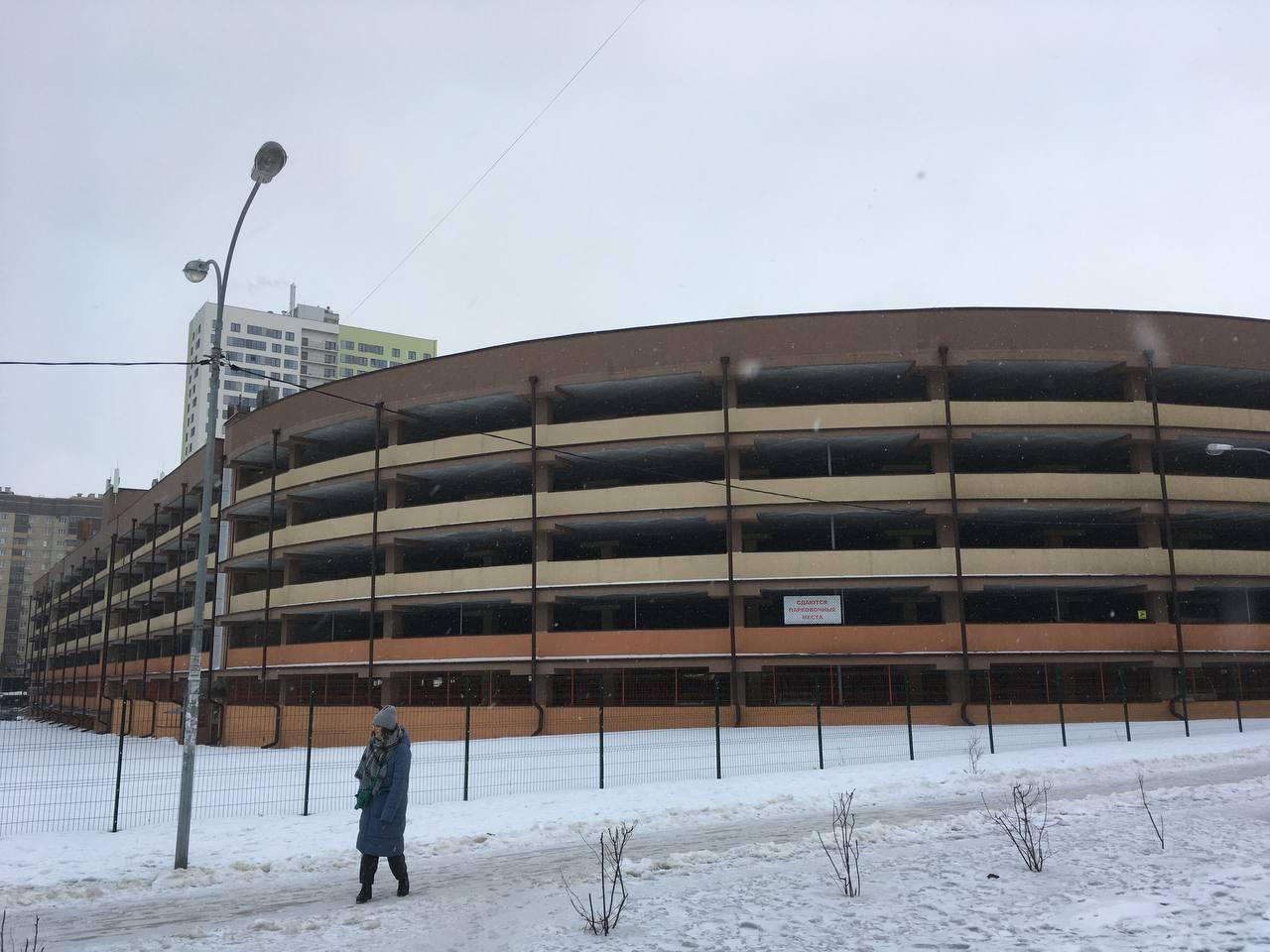 Какими методами можно решить проблему с парковками в Воронеже? - фото 7