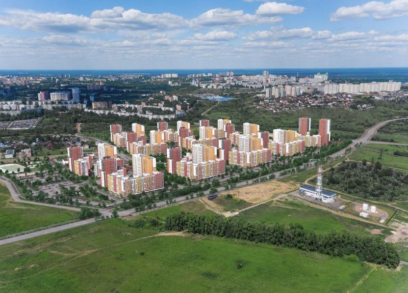 Дом № 21 в ЖК Новая Кузнечиха - фото 2