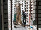 Ход строительства дома Литер 1 в ЖК Первый - фото 42, Февраль 2019